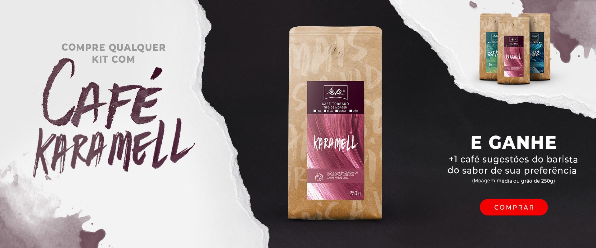 Kit Café Karamell