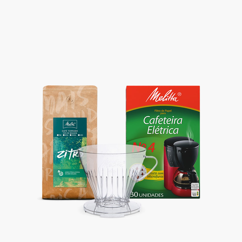 Kit-Filtrado-com-Cafe-Zitro-250g---Moagem-Media