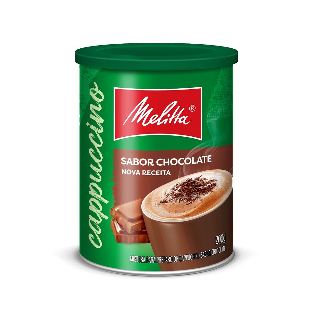 Cappuccino-Chocolate-Melitta-200g