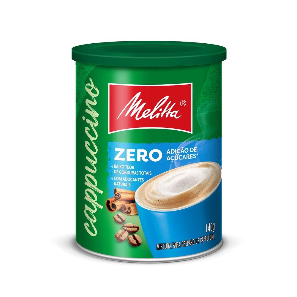 Cappuccino-Zero-Melitta-140G